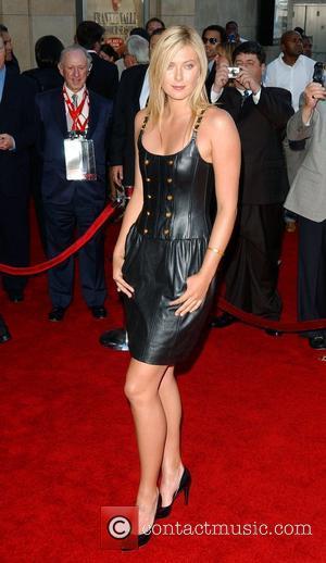 Maria Sharapova The 2007 ESPY Awards  held at Kodak Theatre - Arrivals Hollywood, California - 11.07.07