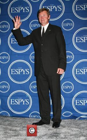 Wayne Gretzky The 2007 ESPY Awards held at Kodak Theatre - Press Room Hollywood, California - 11.07.07