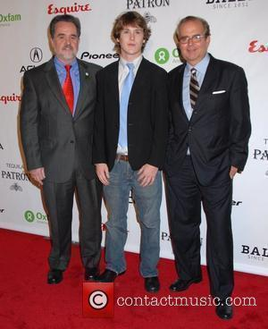 Raymond Offenheiser, Emile Hirsch, Sean Penn and Spencer Treat Clark