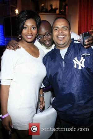 Toccara Jones, Mike Kayser and DJ Enuff Peter Hadar and Estelle perform at R&B Live night at Spotlight  New...