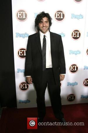 David Krumholtz Entertainment Tonight and People Magazine Emmy After Party at the Walt Disney Concert Hall Los Angeles, California -...