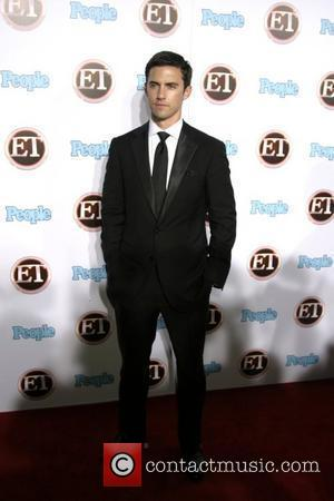 Milo Ventimiglia Entertainment Tonight and People Magazine Emmy After Party at the Walt Disney Concert Hall Los Angeles, California -...