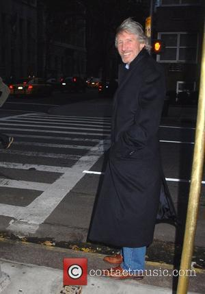 Roger Waters leaving hir hotel in midtown Manhatten  New York City, USA - 03.12.07