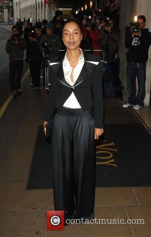 Sophie Okonedo Evening Standard Theatre Awards at The Savoy Theatre London, England - 27.11.07