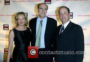 James Taylor, James Taylor and Neil Cole 5th Annual Candies Foundation 'Event To Prevent' Benefit, held at Cipriani New York...