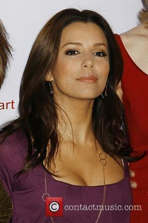 Eva Longoria 'Events of the Heart' theatrical performance to raise awareness about heart disease in women held at The Geffen...