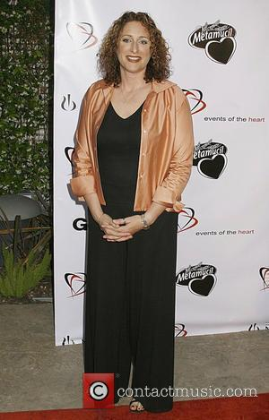 Judy Gold  Events of the Heart theatrical performance to raise awareness about heart disease in women held at The...
