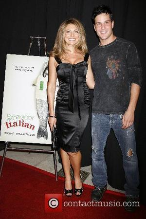 Jay Jablonski and Cerina Vincent  The premiere of ' Everybody Wants to Be Italian ' to benefit The San...