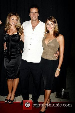 Cerina Vincent, John Enos III and Marisa Petroro  The premiere of ' Everybody Wants to Be Italian ' to...