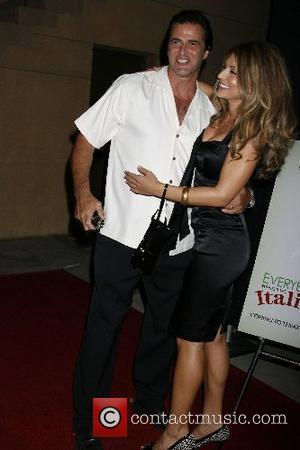Cerina Vincent and John Enos III  The premiere of ' Everybody Wants to Be Italian ' to benefit The...