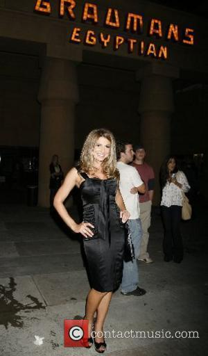 Cerina Vincent  The premiere of ' Everybody Wants to Be Italian ' to benefit The San Gennaro Foundation...