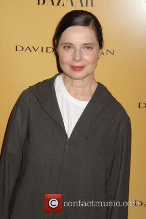 Isabella Rossellini  Screening of 'Everywhere At Once' at the Hearst Tower, hosted by Harper's Bazaar New York City, USA...