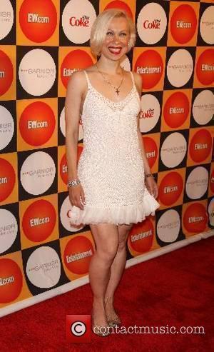Oksana Baiul Entertainment Weekly 100 must list at Gotham Hall New York City, USA - 21.06.07