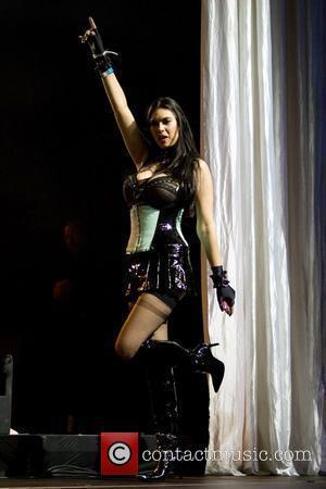 Tera Patrick 2007 Exotic Erotic Ball held at the Cow Palace San Francisco, USA – 27.10.07