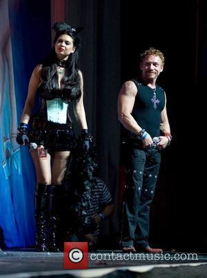 Tera Patrick and Danny Bonaduce 2007 Exotic Erotic Ball held at the Cow Palace San Francisco, USA – 27.10.07