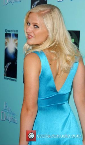 Carly Schroeder Premiere Of 'Eye Of The Dolphin' at the ArcLight Cinemas Los Angeles, California - 21.08.07