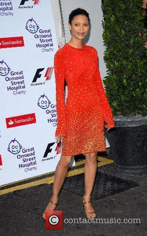 Thandie Newton, Great Ormond Street Hospital