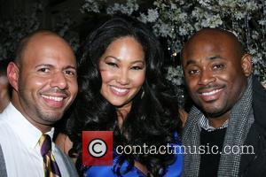 Emil Wilbekin and Kimora Lee Simmons