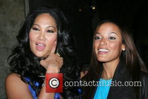 Kimora Lee Simmons and Selita Ebanks