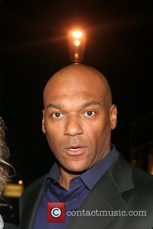 Colin Salmon Premier of 'Fade to Black' - Arrivals London, England - 02.03.08