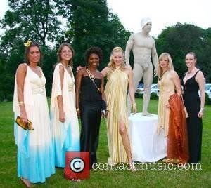 Kaja Wunder and guests The Fall Of Rome party held at Beauberry House London, England - 08.06.07