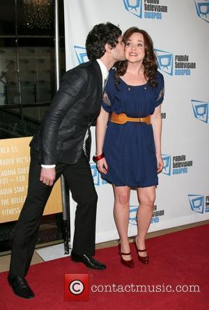 Matt Dallas and April Matson