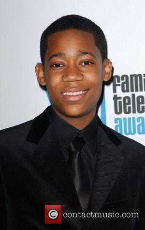 Tyler James Williams and Tyler James