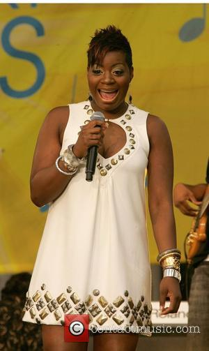 Fantasia Barrino performs live on ABC's Good Morning America Summer Concert Series in Bryant Park New York City, USA -...