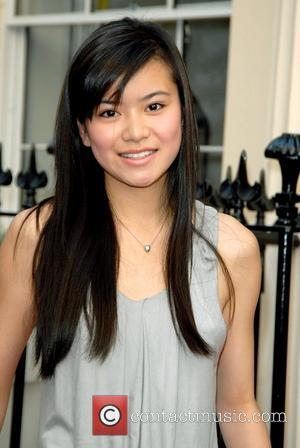 Katie Leung Westfield London and BFC - Fashion Forward Launch Unveiling of winning fashion forward designers for September's London Fashion...