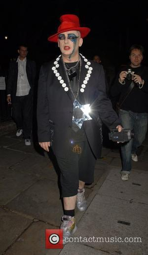 No Sympathy From Boy George's Pals