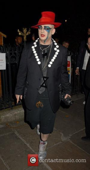 Boy George, The Natural History Museum London