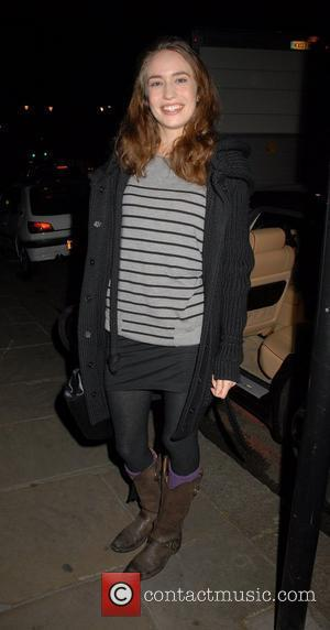 Elizabeth Jagger,  Fashion For Relief at the Natural History Museum - Departures London, England - 20.09.07