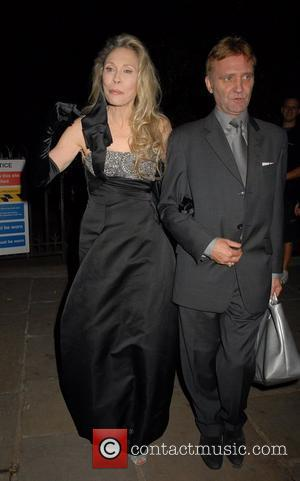 Faye Dunaway,  Fashion For Relief at the Natural History Museum - Departures London, England - 20.09.07