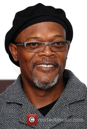 Samuel L Jackson Swarowski Fashion Rocks - press conference and photocall held at the Hotel Intercontinental, Hyde Park Corner London,...