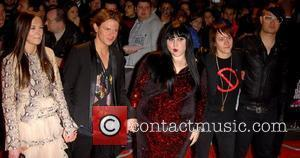 Beth Ditto and The Gossip Swarovski Fashion Rocks at the Royal Albert Hall - Arrivals London, England - 18.10.07