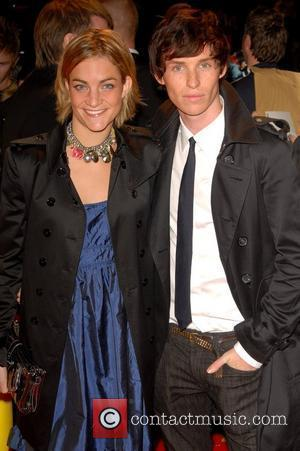 Eddie Redmayne and Guest Swarovski Fashion Rocks at the Royal Albert Hall - Arrivals London, England - 18.10.07