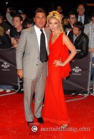 Tamara Beckwith and Giorgio Veroni Swarovski Fashion Rocks at the Royal Albert Hall - Arrivals London, England - 18.10.07
