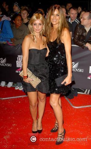 Louise Redknapp and Yasmin Le Bon