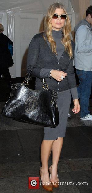 Fergie Pregnant?
