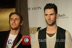 Maroon 5 (Adam Levine) Fashion Rocks 2007 at Radio City Music Hall - Arrivals New York City, USA - 06.09.07