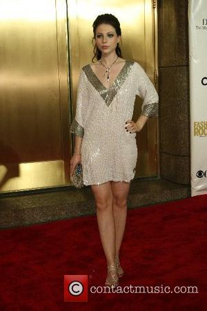 Michelle Trachtenberg Fashion Rocks 2007 at Radio City Music Hall - Arrivals New York City, USA - 06.09.07