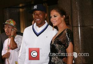 Russell Simmons and Jennifer Lopez Fashion Rocks 2007 at Radio City Music Hall - Arrivals New York City, USA -...
