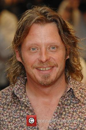Charley Boorman  UK premiere of 'Run, Fat Boy, Run,' held at the Odeon West End - Arrivals London, England...
