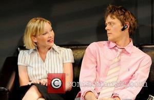 Joanna Page, Kris Marshall and Love Actually