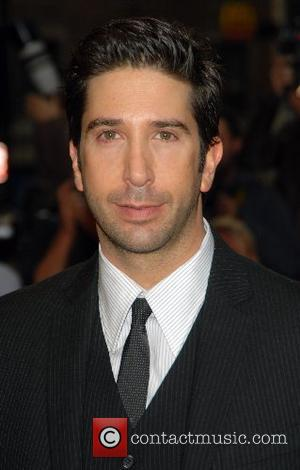 David Schwimmer UK premiere of 'Run, Fat Boy, Run,' held at the Odeon West End - Arrivals London, England -...