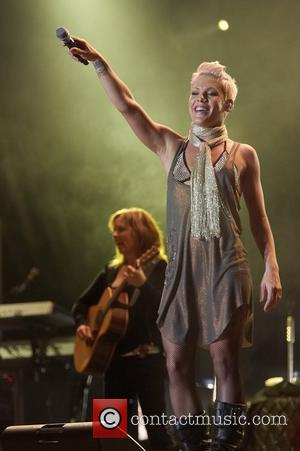 Pink: 'People Are Surprised I'm Nice'