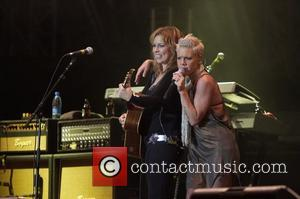 Pink Planned Romantic Retreat To Save Her Marriage