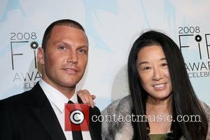 Sean Avery and Vera Wang