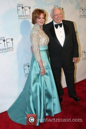 Tova Borgnine and Ernest Borgnine The Fragrance Foundation presents the 36th annual FIFI Awards & Celebration held at the Park...