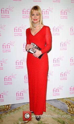Sian Lloyd Fifi fragrance awards 2008 at the Dorchester Hotel - arrivals London, England - 23.04.08